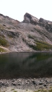 Ramsgrubner See mit der Schoberspitze
