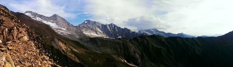 Traumhaftes Panorama