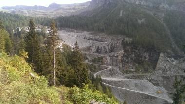 Steinbruch am Griesberg