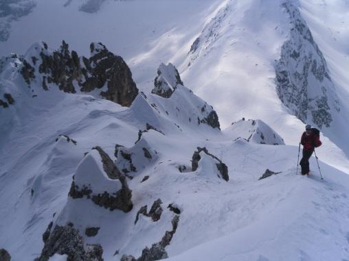 Skitour Gargglerin