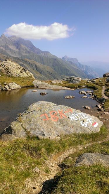 Kleiner See bei der Bremerhütte