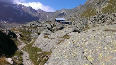 Die Bremerhütte